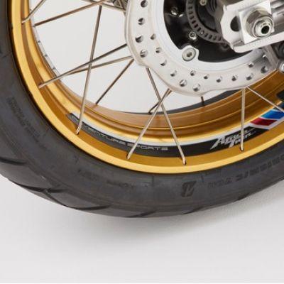 Цветная лента на обод колесного диска *NH463*