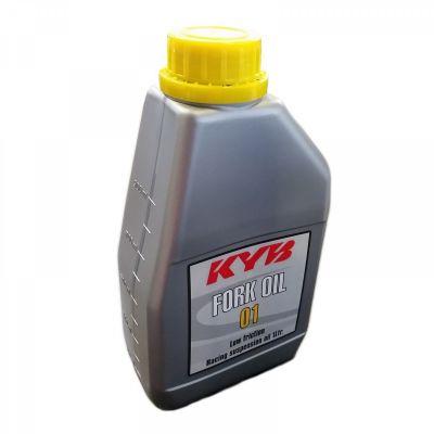 Масло для вилок амортизаторов KYB 01